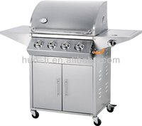 CE Outdoor Gas barbecue cooker