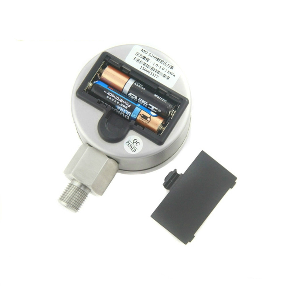 MD-S260 digital differential manometers oil pressure gauge for sale