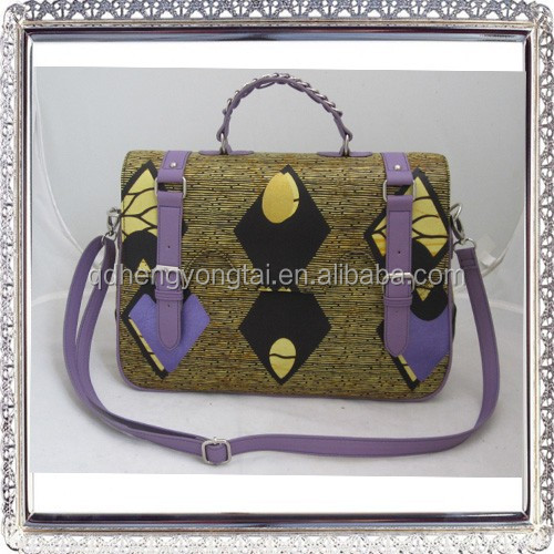 Fabric Handmade Handbags And Purse Brand China