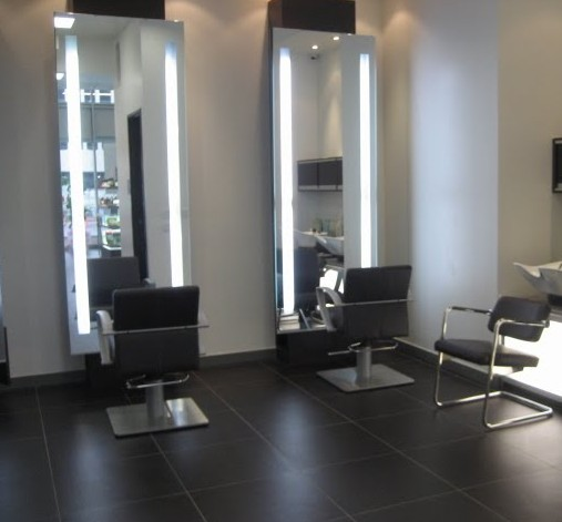 Large Size Lighting Salon Mirrors