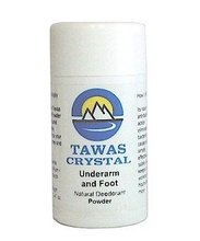 Tawas Crystal Deodorant Powder