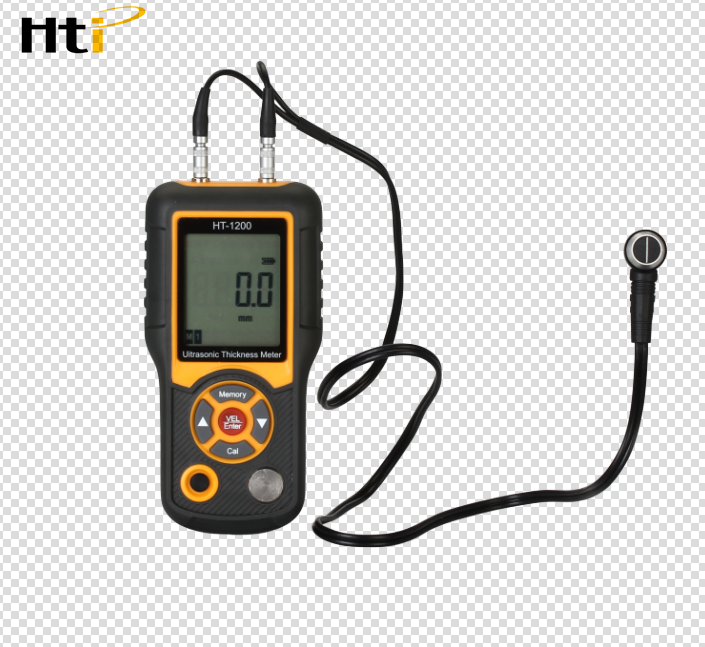 OEM/ODM Hti HT-1200 Ultrasonic Thickness Meter for Good Sale