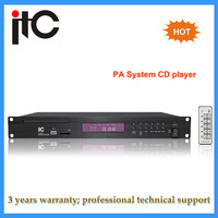 Professional High quality PA System Programmable CD/Mp3 Player