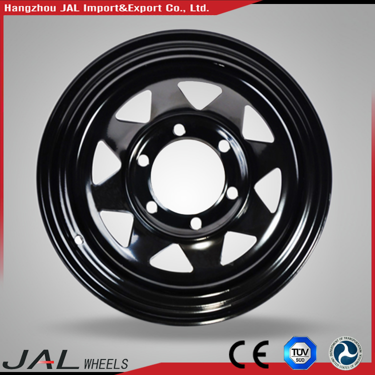 Auto Part OEM Manufacturing Steel Rims Made In Taiwan