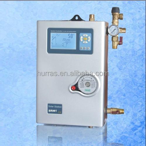 Domestic China Split Pressurized Solar Water Heater System
