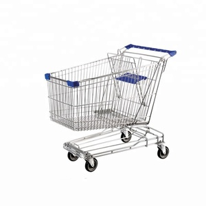 trolley rolling shopping cart wheels/hand trolley hand cart push cart wheels