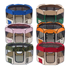 Soft sided pet playpen outdoor dog playpen
