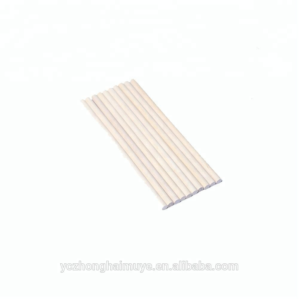 round white natural birch wood dowel rods/sticks / circle dowel for furniture or table legs
