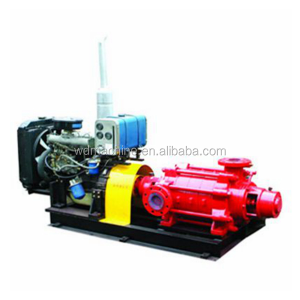 XBC Diesel Fire Pump Unit