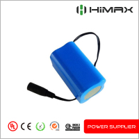 High Quality Cylindrical Rechargeable Lithium ion Battery Pack 12V 18Ah Li-Ion 18650 Batteries for Solar Street Light