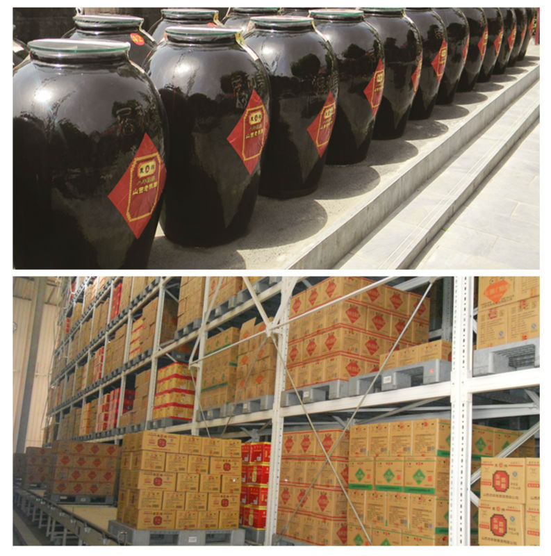 500ml Famous product Distilled Sweet and Sour Black Shanxi Vinegar