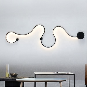 Light Fixture Modern Style Antique Wall Mounted Decorative Lighting Indoor Led Wall Lamp Modern For Hotel