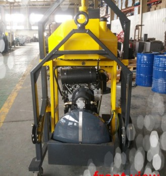 manhole circular round cutting machine road crack repair machine manhole cover maintenance