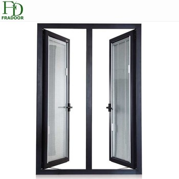 American Building Supply Black Aluminium Doors And Windows