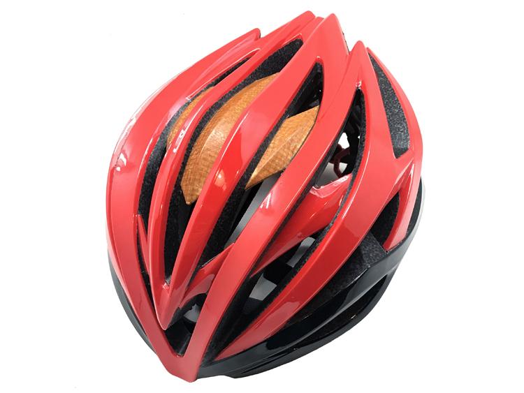 Original Design Safe Protective Carbon Fiber Bike Helmet 7