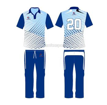 Design Team All T shirt Apparel Blue Men Original Cricket 4L3RAj5
