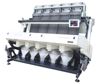 CCD Best quality Rice Mill Color Sorter optical color sorter machine price