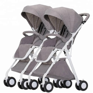 Twins Baby stroller KST-009 And Can Be Separated Using