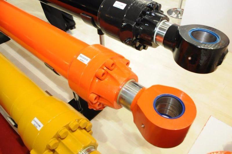 Hydraulic Arm With Popsicle Sticks : Excavator hydraulic cylinder boom arm stick for
