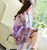 Cape the Spring and Autumn Period and the Joker Printed Chiffon Large print Shawl