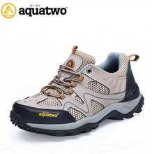 Hot selling Aquatwo trekking shoes men with best quality and low price