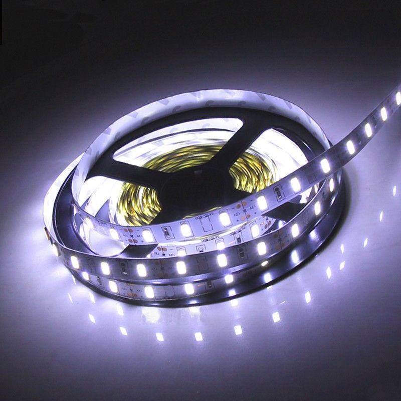 compare high lumen 5730 led double brighter than 5050 led strip