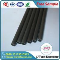 pvc pipe moulds black 4 inches end cap