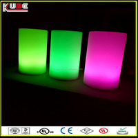 indoor battery powered led night table lamp with 16 colors changing