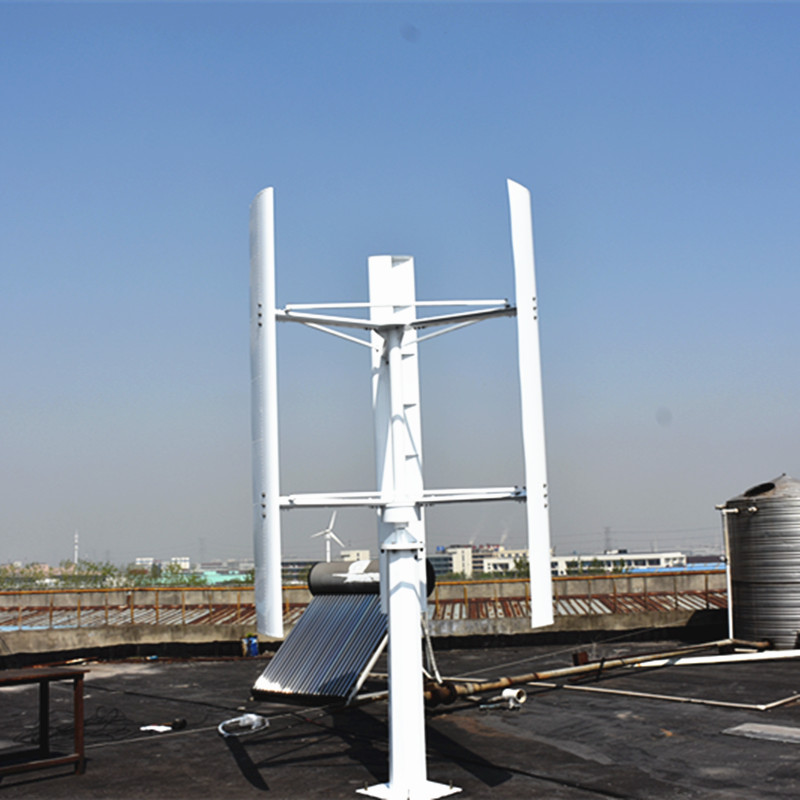 Vertical axis wind generator 3KW wind turbine generator 24v 48v 96v Home Use