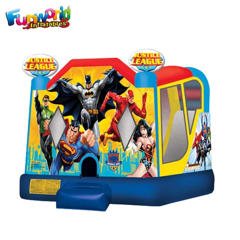 Commercial grade inflatable bounce house commercial jumping castle for kids