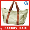 100% cotton canvas tote bags/cotton canvas bag/canvas travel bag