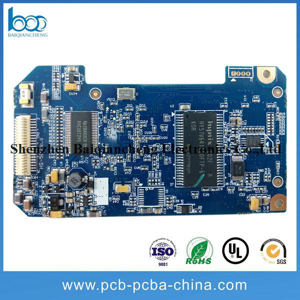 Fr4 94v0 Pcb Assembly Electronic Component,Copper Pcba Smt,Pcba ...
