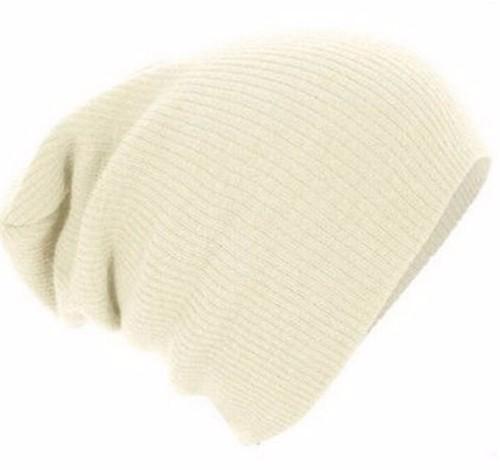 Fashion Men Women New Winter Caps Solid Color Hat Unisex Soft Warm Plain Knit Beanie Skull Cap CC2609