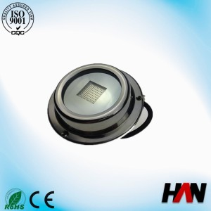 100w underwater boat led lights waterproof ip68
