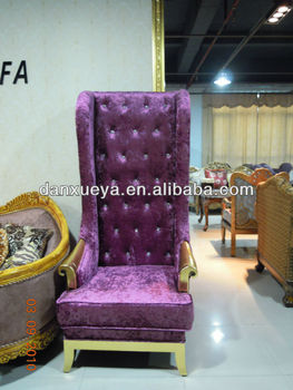 Hotel lobby decoration high back super king size sofa chairs  bar chairs  Hallway chairs & Hotel Lobby Decoration High Back Super King Size Sofa ChairsBar ...