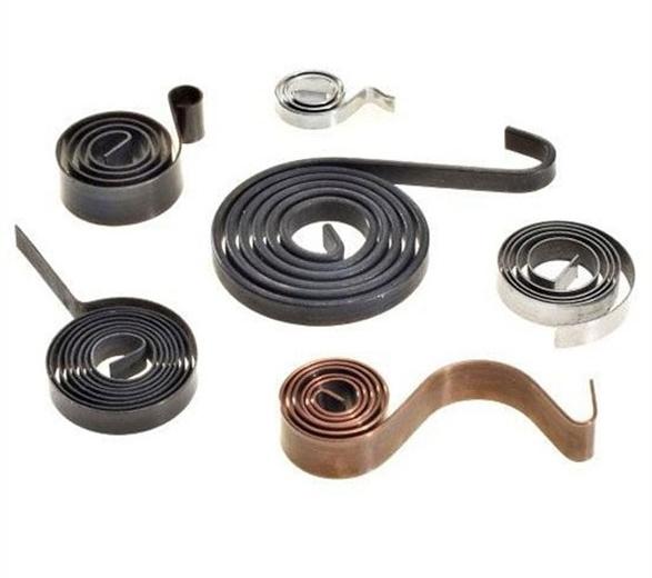 Steel Wind Up Spring Rewind Spring Motor Spiral Spring For