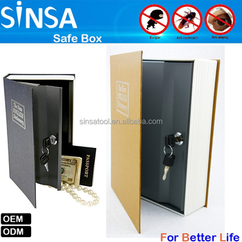 Hidden Secret Diversion English Dictionary Book Safe Money Hidden In Book -  Buy Fake Book Storage Box,Book Safe Lock Box,Hidden Key Box Product on