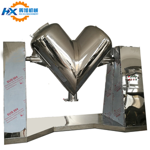 2018 High efficient V mixer/mixing machine for food chemical pharmaceutical
