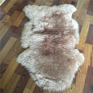 3d sheepskin rug carpet for living room