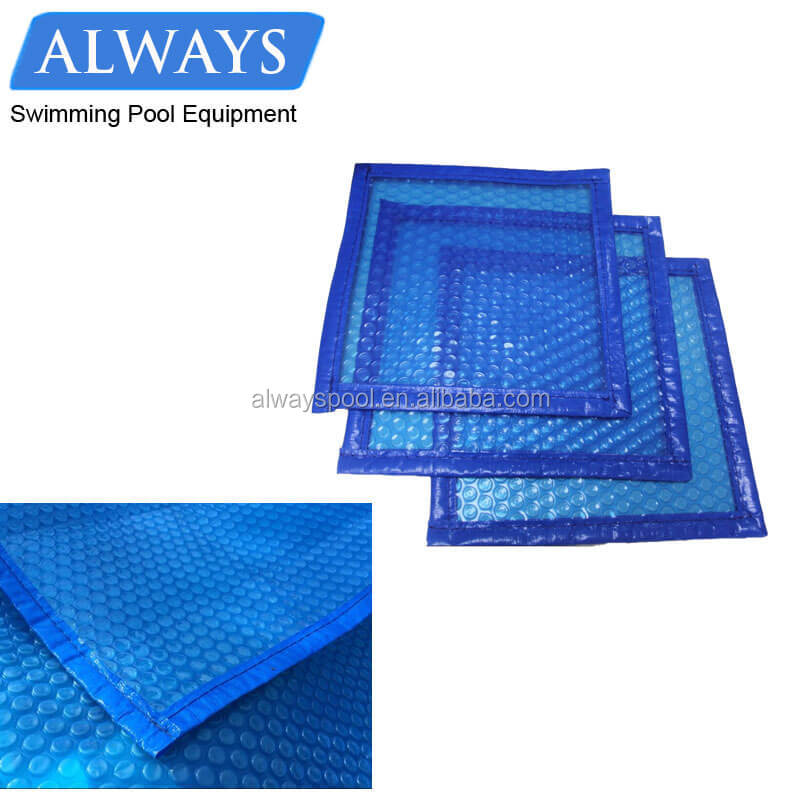 Doors, Gates & Windows 100% Quality Customize Swimming Pool Cover 400 Micron Solar Blanket Keep Water And Clear Can Be Any Size And Shape Can And Pond Cover Home Improvement