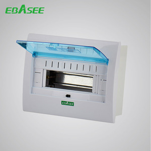 easy installing EBS9DF series abs mcb distribution box