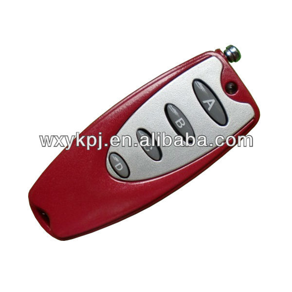 Commonly used wireless garage remote 433