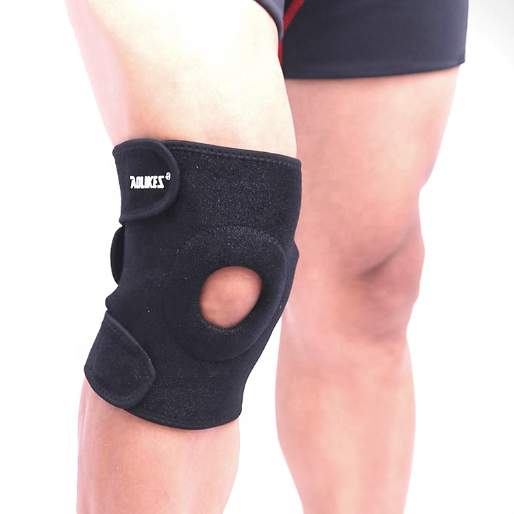 Hot Selling Copper Knee Brace With High Quality, Black