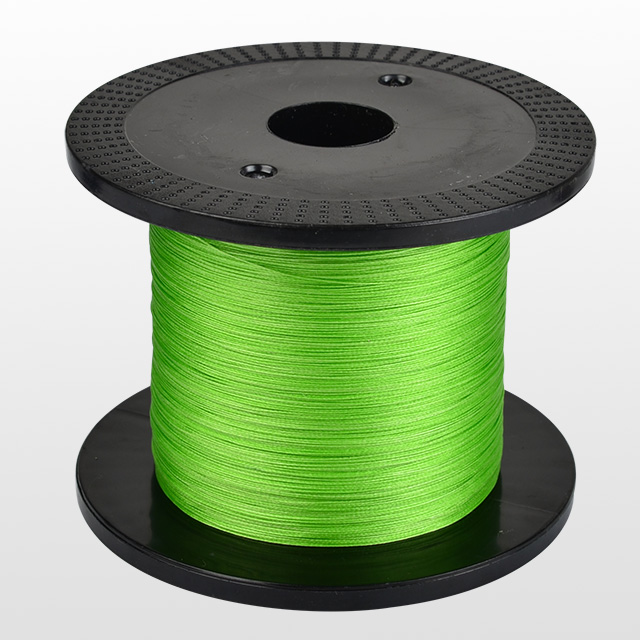 ABA 1000m 8 strands braided PE colorful #0.6 fishing line, Multi-color or single color