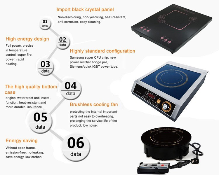 Benefits Of Induction Cooker ~ High quality mini size v battery powered induction