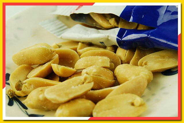 Wholesale Alibaba Fried Peanuts Snack For Meal Or Beer