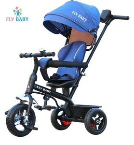 Simple Blue Tricycle / Tricycle For 4 Year Old / Big Kid Tricycle With Cheap Price