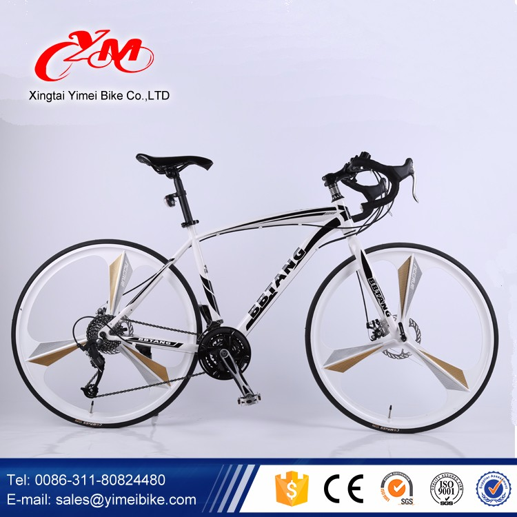 China Hot Sale Alibaba Carbon Road Bike Frame / 21 Speed Steel Frame ...