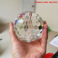 Best Prices excellent quality decorative hanging crystal balls with different size