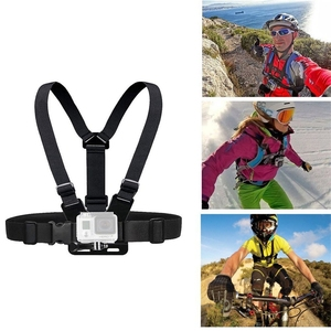 Good price for New gopros heart rate monitor chest strap For GoPros heros 6/5/4/3 with 3-way adjustment base